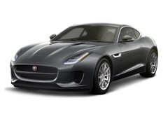 New 2019 Jaguar F-TYPE P300 Coupe in Madison, NJ
