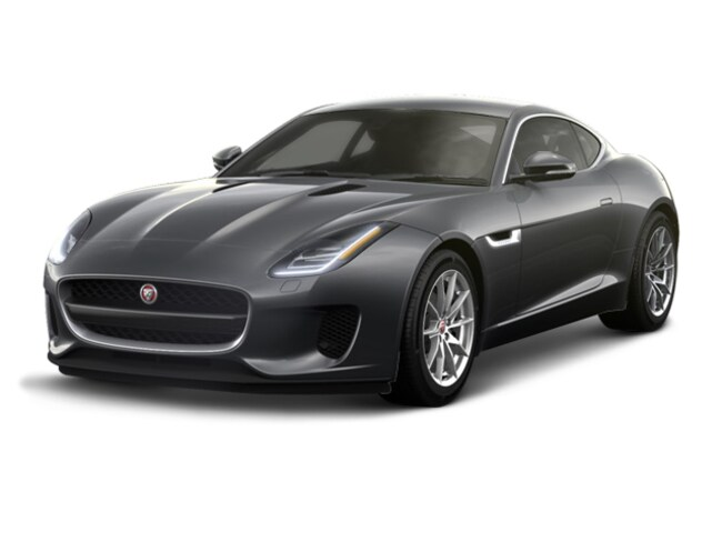New 2019 Jaguar F-TYPE Coupe in Thousand Oaks, CA