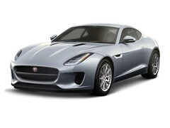 2019 Jaguar F-TYPE P300 Coupe