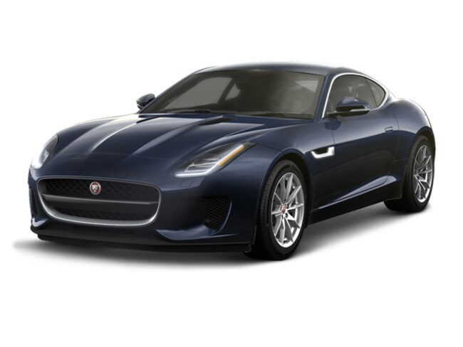 New 2019 Jaguar F-TYPE Coupe For Sale Near Boston Massachusetts