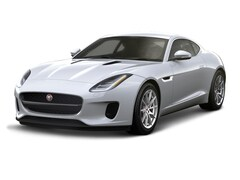 New 2019 Jaguar F-TYPE P300 Coupe for sale in Birmingham