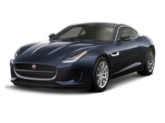 new 2019 Jaguar F-TYPE Coupe Coupe for sale in Columbia, SC