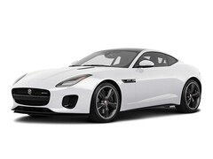 2019 Jaguar F-TYPE R-Dynamic Coupe Coupe SAJD81FV7KCK57632