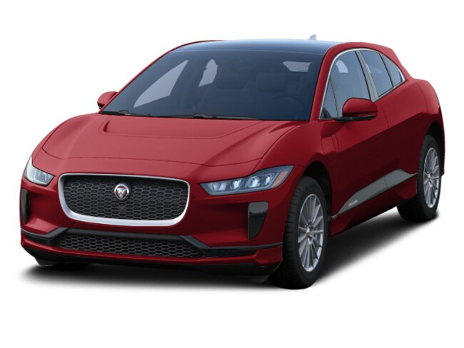New 2019 Jaguar I-PACE S SUV in Houston