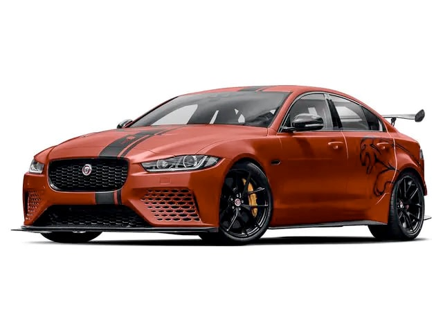 2019 Jaguar XE SV Sedan