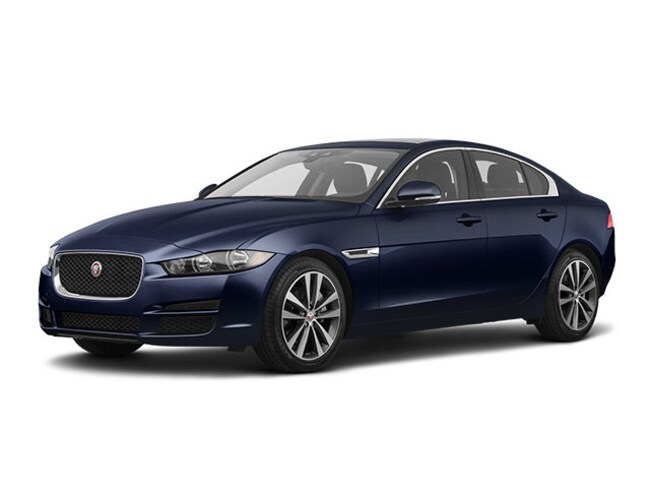 New 2019 Jaguar XE Prestige Sedan For Sale Near Boston Massachusetts