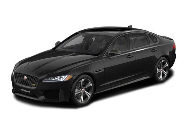 2019 Jaguar XF Sedan