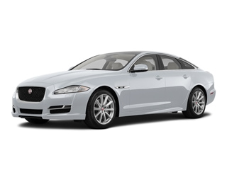 2019 Jaguar XJ Sedan Yulong White Metallic