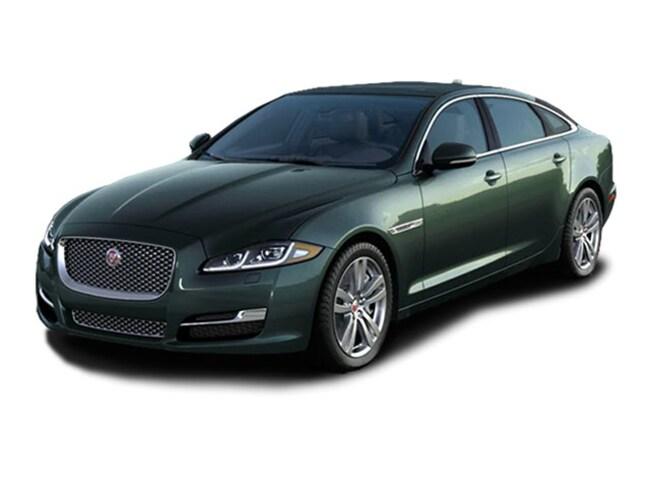 2019 Jaguar XJ Portfolio Sedan