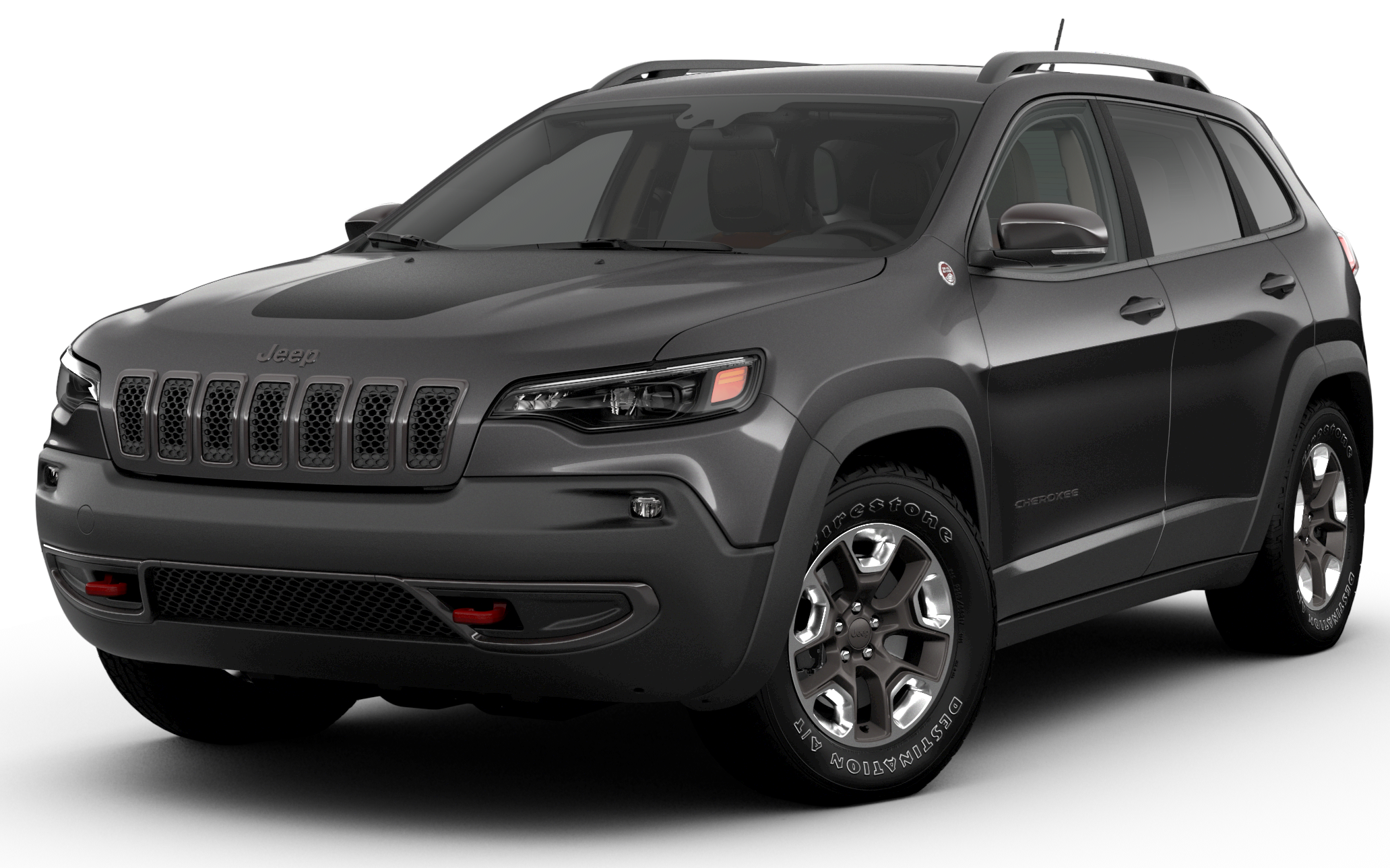 Review & Compare the 2019 Jeep Cherokee at Larry H. Miller