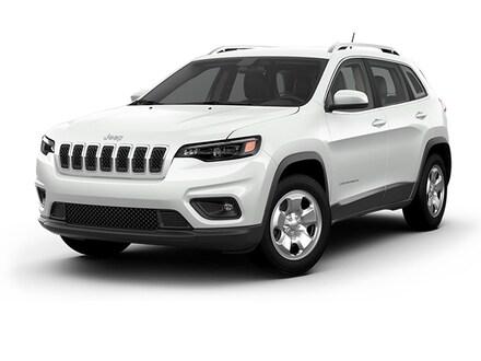 2019 Jeep Cherokee Latitude Latitude FWD