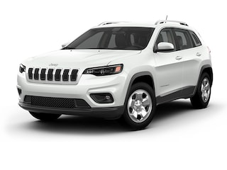 New 2019 Jeep Cherokee LATITUDE FWD Sport Utility For Sale Powderly, KY