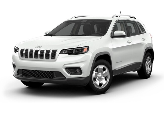New 2019 Jeep Cherokee LATITUDE FWD Sport Utility in Farmington, MO