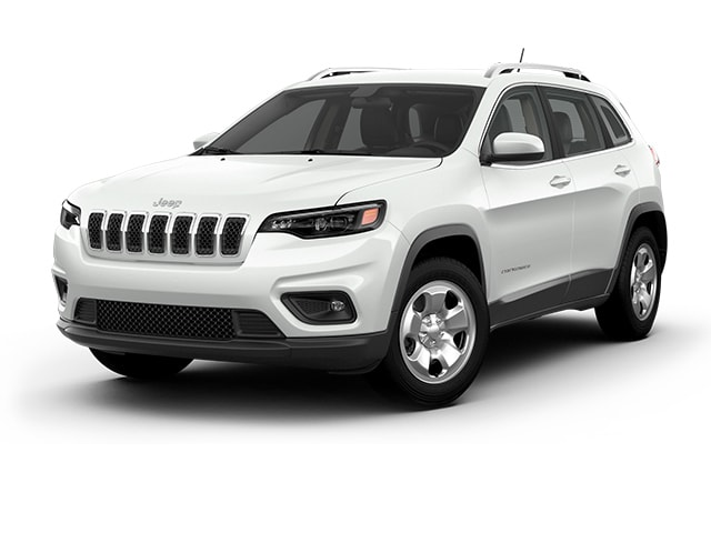 Captivating 2019 Jeep Cherokee Latitude SUV