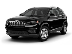 New 2019 Jeep Cherokee LATITUDE FWD Sport Utility 1C4PJLCX2KD220449 for sale in Peoria, IL at Sam Leman Chrysler Dodge Jeep Ram of Peoria