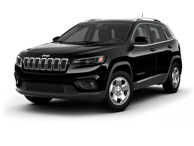 New 2019 Jeep Cherokee LATITUDE FWD Sport Utility Ft Thomas
