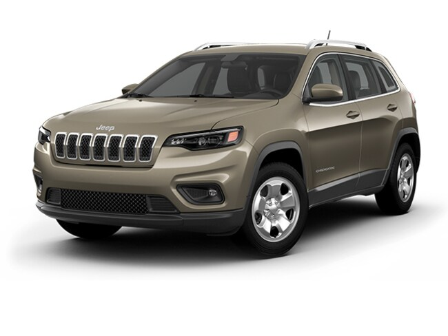New 2019 Jeep Cherokee LATITUDE FWD Sport Utility For Sale in Chandler, OK