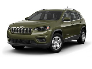 New 2019 Jeep Cherokee LATITUDE FWD Sport Utility Savannah, TN