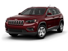 New 2019 Jeep Cherokee LATITUDE FWD Sport Utility 1C4PJLCX2KD220452 for sale in Peoria, IL at Sam Leman Chrysler Dodge Jeep Ram of Peoria