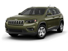 Used 2019 Jeep Cherokee 2WD Latitude SUV for Sale in Springfield IL