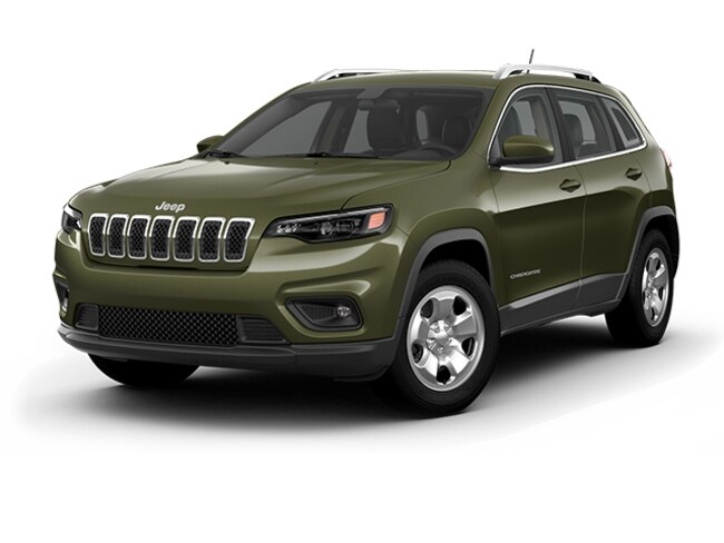 New  2019 Jeep Cherokee LATITUDE FWD Sport Utility for sale in globe az
