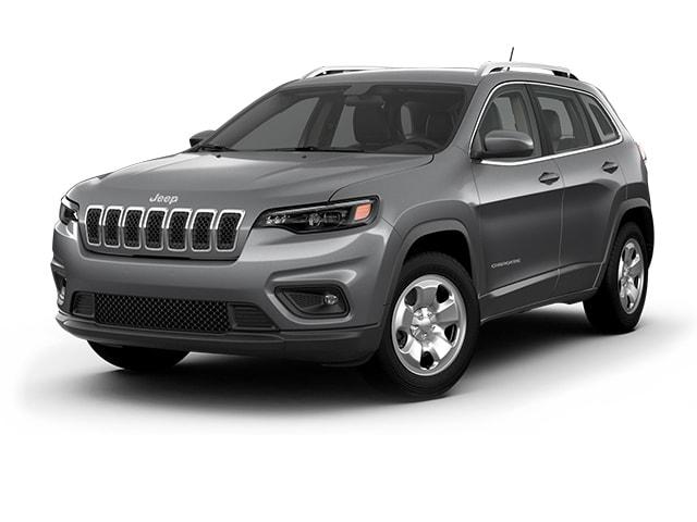 New 2019 Jeep Cherokee LATITUDE 4X4 Sport Utility Minneapolis