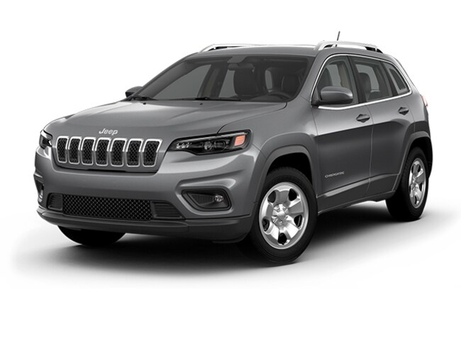 New 2019 Jeep Cherokee LATITUDE 4X4 Sport Utility Near Greensboro NC