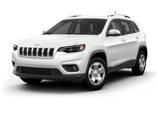 New 2019 Jeep Cherokee LATITUDE 4X4 Sport Utility in Danvers near Boston, MA
