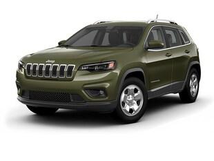 2019 Jeep Cherokee Latitude Latitude 4x4