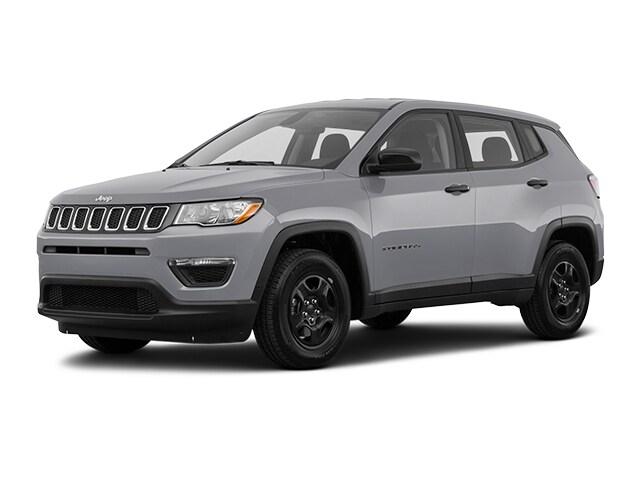 2019 Jeep Compass SUV Digital Showroom | Gary Mathews