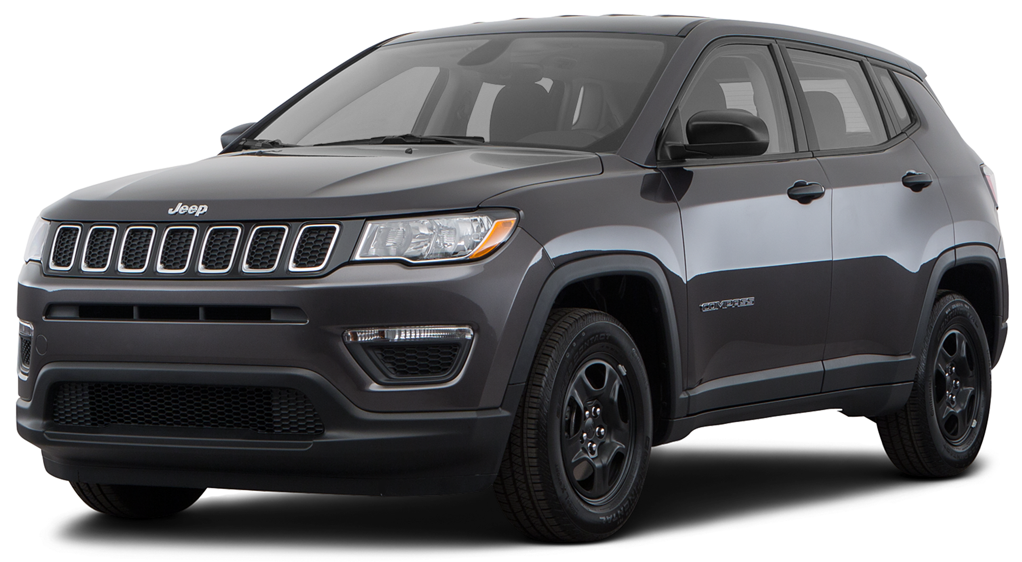 Review & Compare the 2019 Jeep Compass at Larry H. Miller