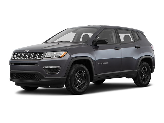 Tri City Hyundai >> 2019 Jeep Compass SUV Digital Showroom | City Auto Park