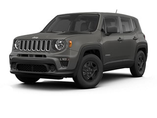2019 Jeep Renegade SUV Sting Gray Clearcoat