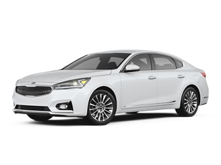 2019 Kia Cadenza Sedan Snow White Pearl