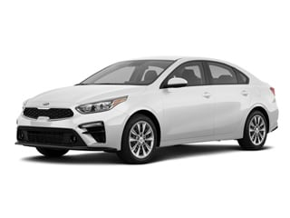 2019 Kia Forte Sedan Snow White Pearl