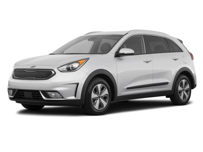 New 2019 Kia Niro LX SUV in Woodbridge