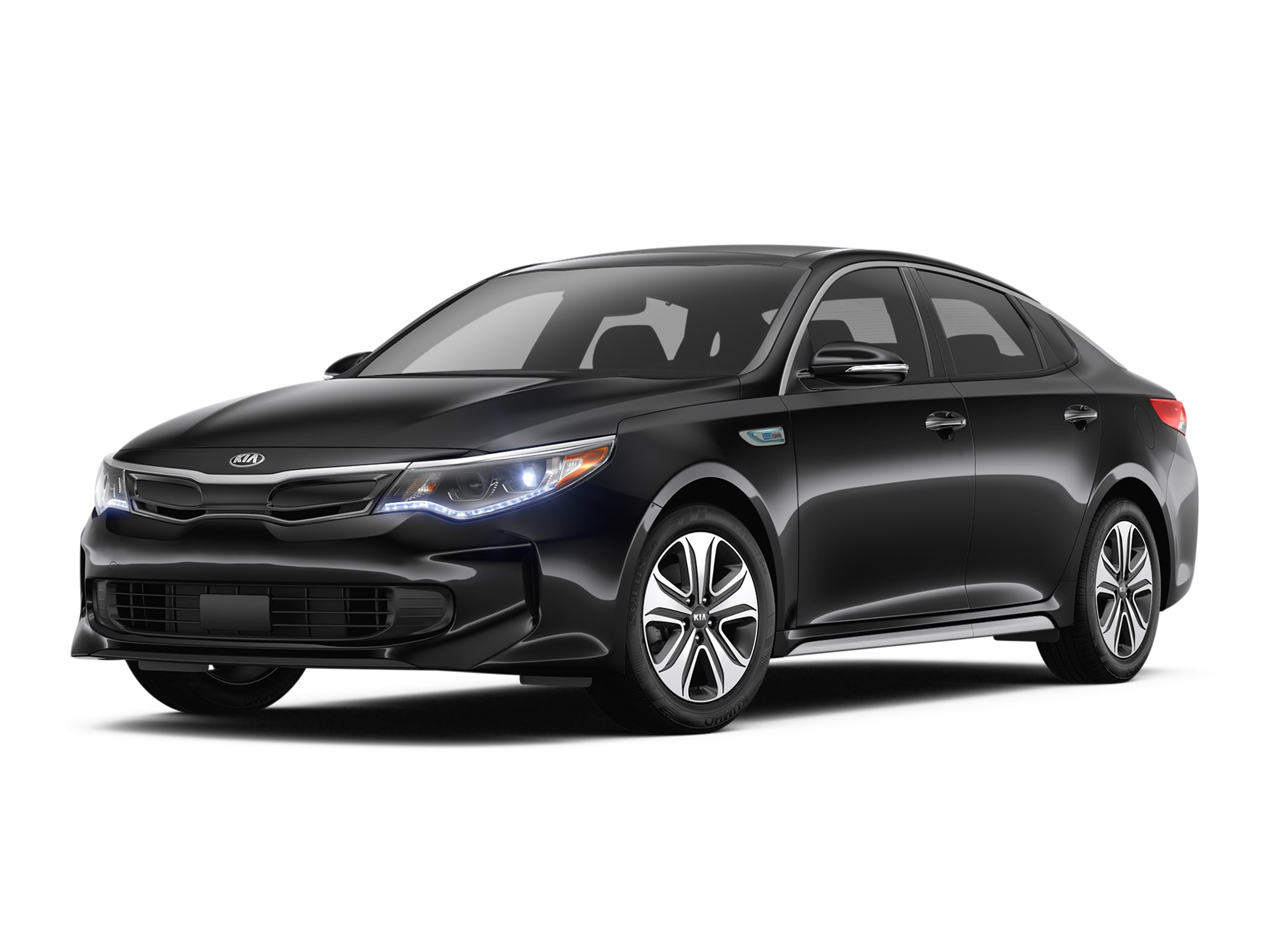 2019 Kia Optima Hybrid Sedan Aurora Black