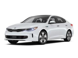 New 2019 Kia Optima Hybrid EX Sedan for sale in Kaysville, UT at Young Kia