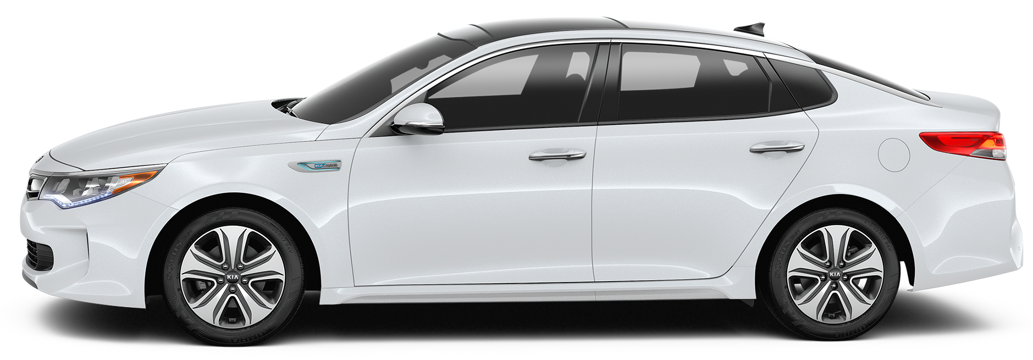 2019 Kia Optima Hybrid Sedan EX