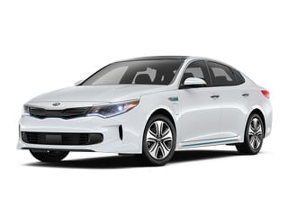 2019 Kia Optima Plug-In Hybrid Sedan Snow White Pearl