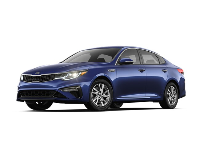 New 2019 Kia Optima LX Sedan in Temple Hills, MD