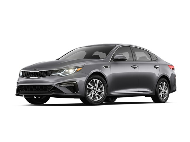 New 2019 Kia Optima LX Sedan for sale in Johnston, RI