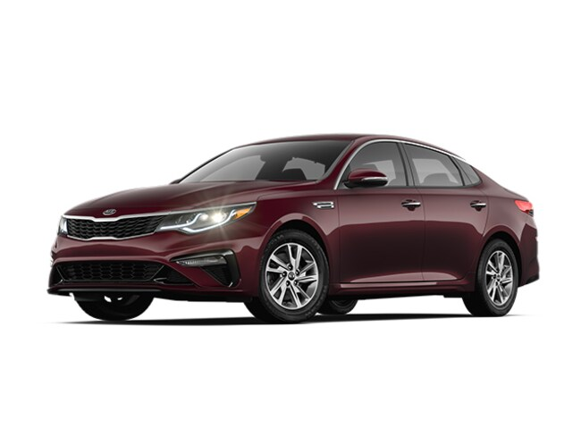 New 2019 Kia Optima LX 4cyl A/T Sedan in Lanham, Maryland