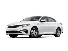New 2019 Kia Optima LX Sedan for Sale near Chicago at World Kia Joliet