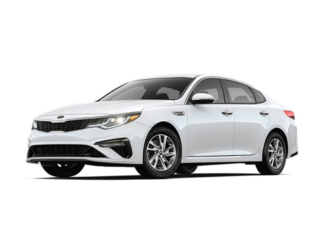 New 2019 Kia Optima LX Sedan in St. James