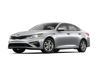 Certified Pre-Owned 2019 Kia Optima LX Sedan 5XXGT4L39KG347413 for Sale in American  Fork, UT