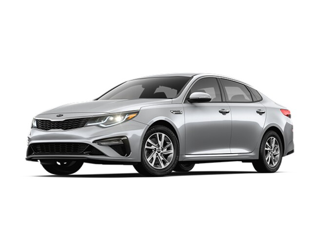 New 2019 Kia Optima LX Sedan For Sale/Lease American Fork, UT