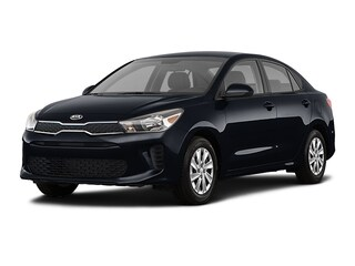New 2019 Kia Rio LX Sedan Anchorage, AK