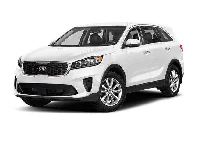 New 2019 Kia Sorento LX FWD SUV in Woodbridge