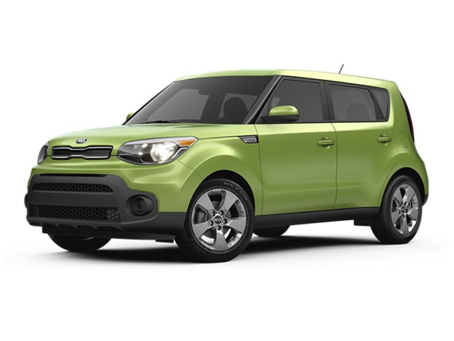 2019 Kia Soul Base Wagon 6A